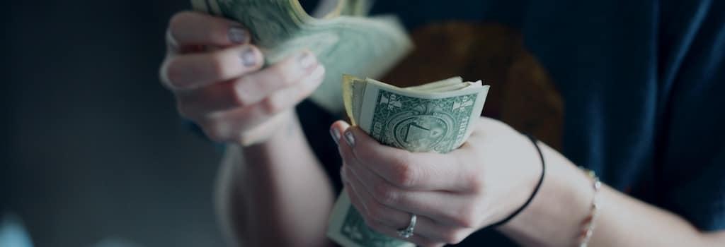 zahlen geld gastro