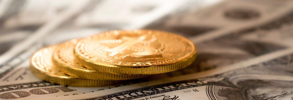 bitcoin dollar geld