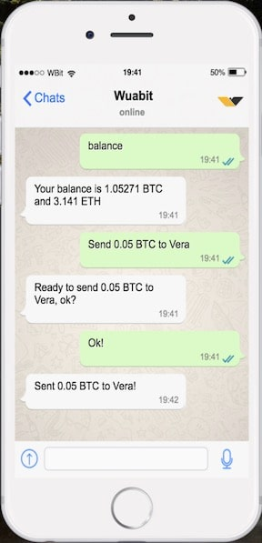 wuabit whatsapp wallet bitcoin transaktion