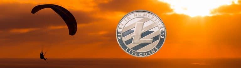 litecoin aufwind