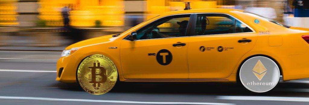 monilitaet blockchain taxi