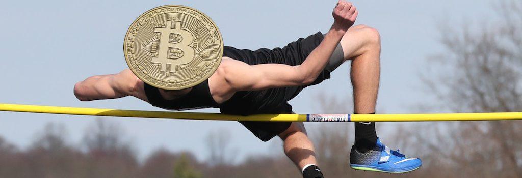 bitcoin hochsprung