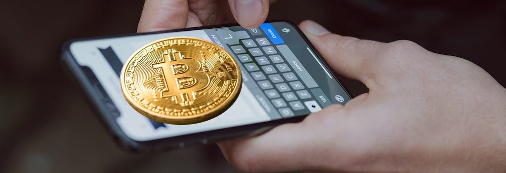 smartphone blockchain bitcoin