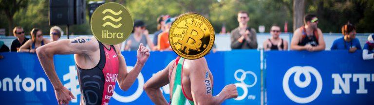 wettlauf bitcoin libra