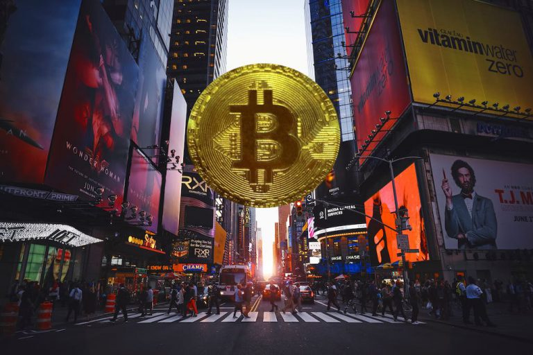 New York kryptowaehrung