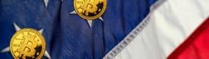 bitcoin usa fahne