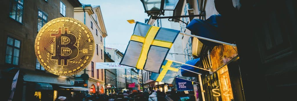 schweden bitcoin