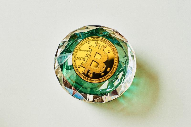 diamant bitcoin