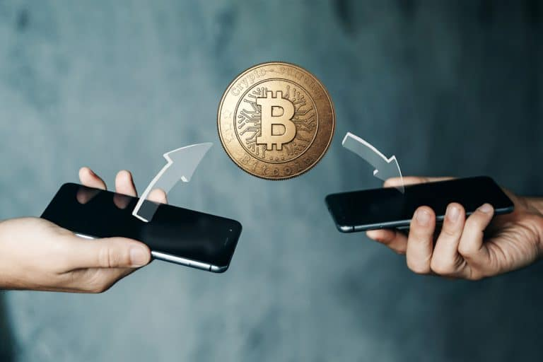 mobile bitcoin handy
